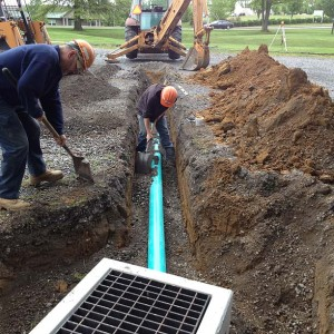 Stormwater Management, Inlet Installation