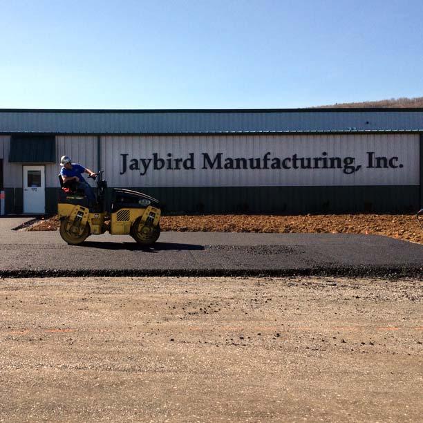 Jaybird Manufacturing, Centre Hall, PA